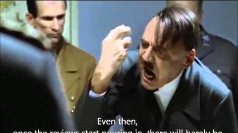 Hitler Learns of SotS2 Debacle