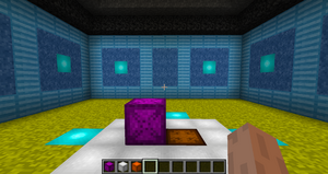 Tanzanite Block