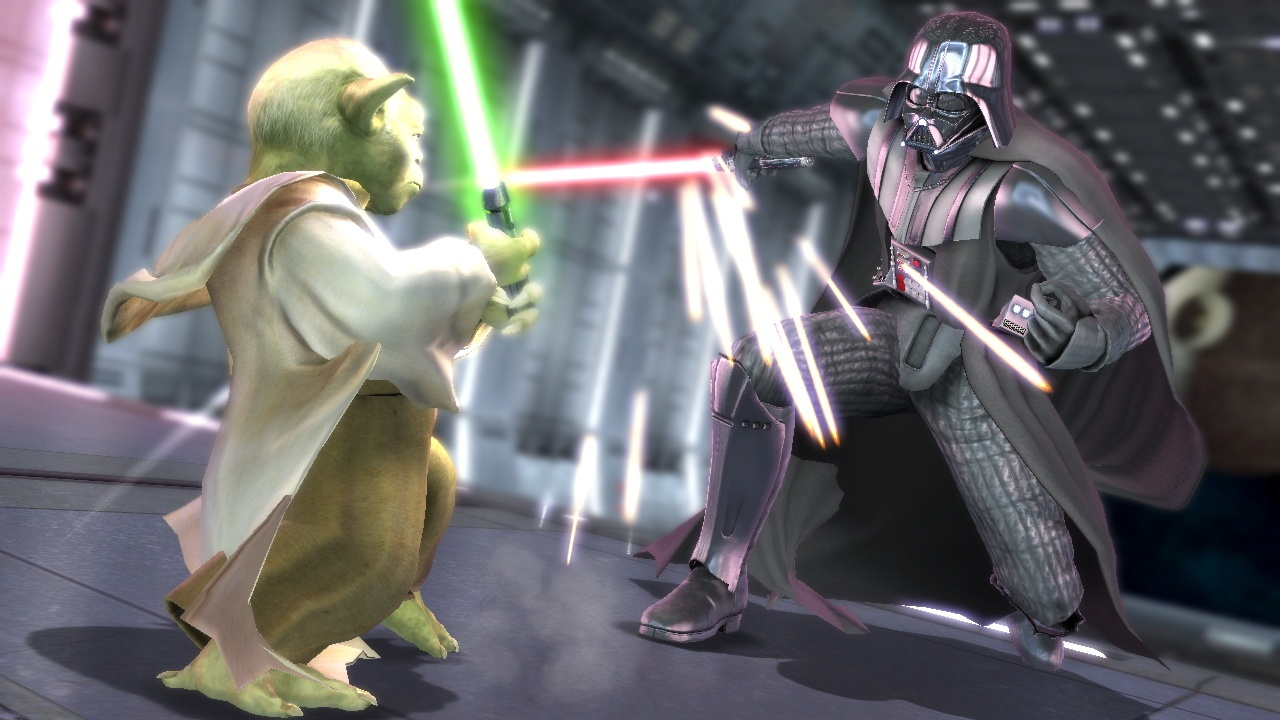 master yoda vs darth - photo #38
