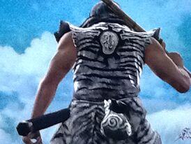 Li-Xin the White Tiger
