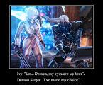 Demon Sanya Vs Ivy 4