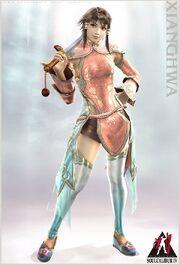 Xianghua 3D Model Costume 2 SCIV