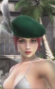 Feather Beret