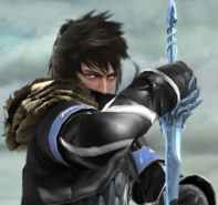 Riley Sheathing Soul Calibur 2