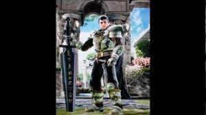 "SCV ~ Xander Alondite Theme Song ""Blades of Valor"""