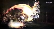 Black Ninja Vs Killer SC5 9