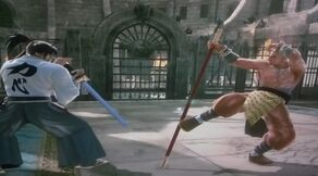 Li-Xin vs Xun-Yu