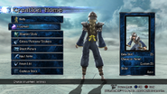 SOULCALIBUR Ⅴ CREATION RUNA2Pback