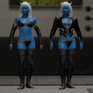 Lexa WWE2K16 01