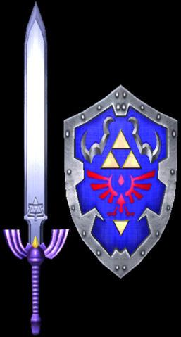 File:Master Sword & Hylian Shield.jpg