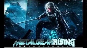 Metal Gear Rising Revengeance OST - Rules of Nature Extended