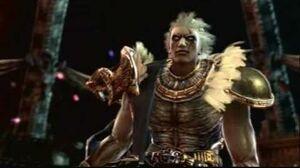 Soul Calibur IV Mitsurugi's Ending(JP)