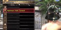 Nightmare Helm Torment