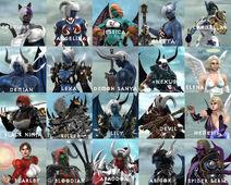 Fan Characters By Demon Sanya