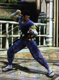 Kevin Soul Calibur
