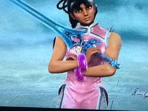 Chun with Soul Calibur