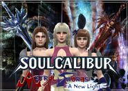 Soulcalibur Astral Swords ANL Poster 1