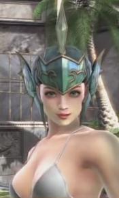 Goddess Galea