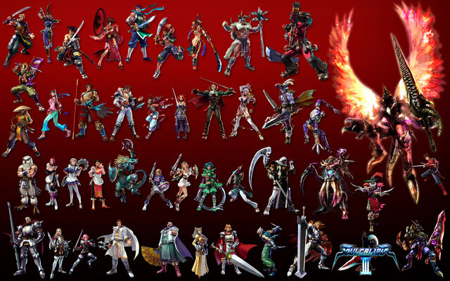 File:Soul Calibur III All Character.jpg