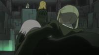 Soul Eater Episode 45 HD - Maka and Crona vs Medusa (45)