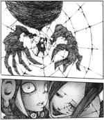 Soul Eater Chapter 58 - Arachne traps Medusa