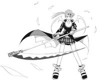 Soul Eater Chapter 11 - Maka's grigori soul enlarges