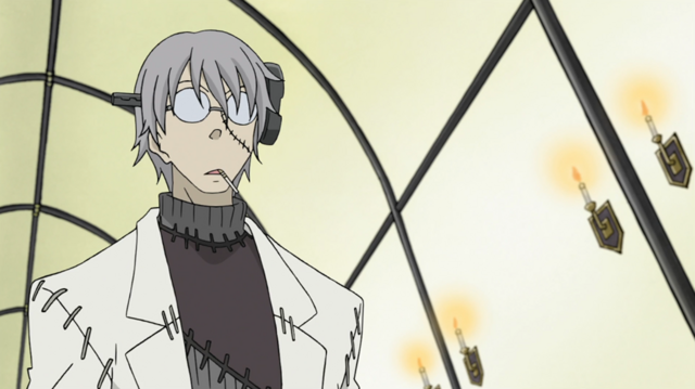 File:Soul Eater Episode 25 HD - Stein 1.png