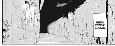 Soul Eater Chapter 29 - DWMA Underground