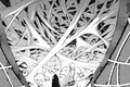 Soul Eater Chapter 55 - Baba Yaga throne room full of webs