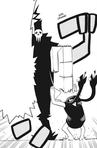 Soul Eater Chapter 45 - Shinigami Chop