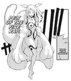 Soul Eater Chapter 93 - Kaguya Pelt Fire Rat Wardrobe Change