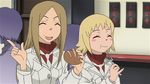 Soul Eater Episode 37 HD - Maka's team and Crona dine (3)