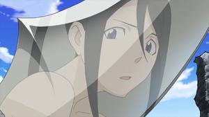 Soul Eater Episode 2 HD - Tsubaki asks Black Star 1