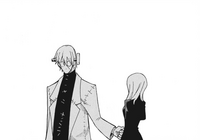 Soul Eater Chapter 97 - Stein promises Marie he'll be safe