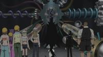 Soul Eater Episode 47 HD - Eibon activates BREW (43)