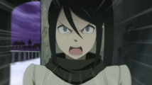 Soul Eater Episode 13 HD - Tsubaki silences Maka and Soul Evans