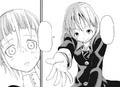 Soul Eater Chapter 19 - Maka offers friendship to Crona