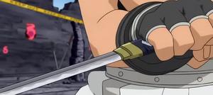 Tsubaki - Ninjato