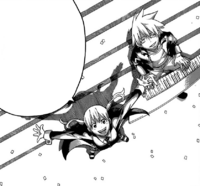 Soul Eater Chapter 113 - The Word Is Courage