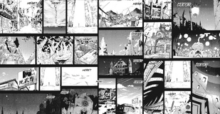 Soul Eater Chapter 89 - Locations