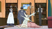 Soul Eater Episode 17 HD - Excalibur and Holmes