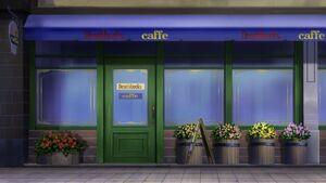 Deathbucks Cafe NOT! Anime