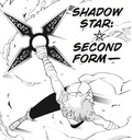 Shadow☆Star: Second Form - Leaf of the Moonlit Night