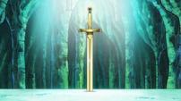 Soul Eater Episode 51 HD - Credits Excalibur 1