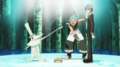 Soul Eater Episode 9 HD - Black Star learns Excalibur wrote own book (2)