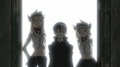 Soul Eater Episode 15 - Kid and the Thompsons find a survivor