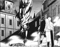 Sid's Death in the manga