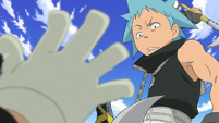 Soul Eater Episode 2 HD - Black Star faces Angela 1