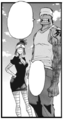 Soul Eater Chapter 89 - Sid's stitched arm