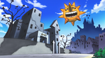 Soul Eater Episode 26 HD - Sun over Patchwork Labs
